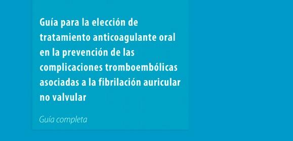 Elección de tratamiento anticoagulante oral
